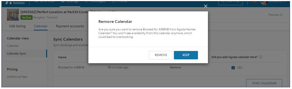 Sincronizzare Calendario Booking Con Airbnb.Come Posso Sincronizzare Le Prenotazioni Del Calendario Di